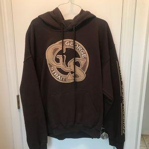 George Strait Hoodie Sweatshirt